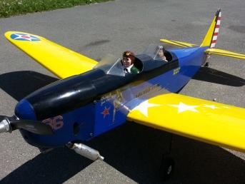 Avion de guerre PT-19