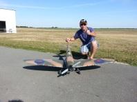 Spitfire de Doc Miller